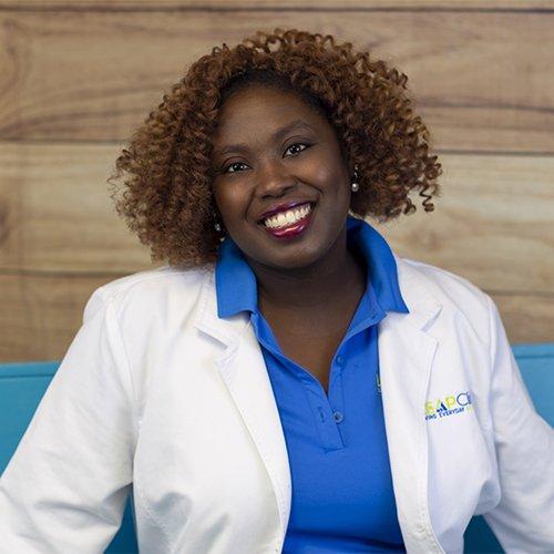 Dr. Mia Weber MD LEAP Clinics Pediatrician Harvey LA